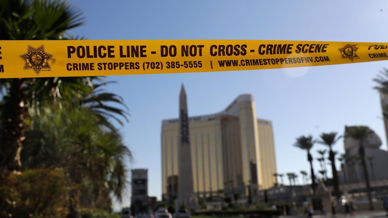 FOX Business' Kennedy says the FBI report about the Las Vegas shooting that killed 58 people and injured hundreds a year ago should be released.