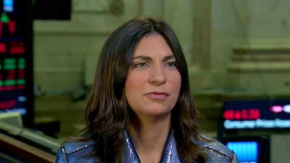 "NYSE President Stacey Cunningham discusses the recent market selloff and why the IPO market is showing ""positive signs."""