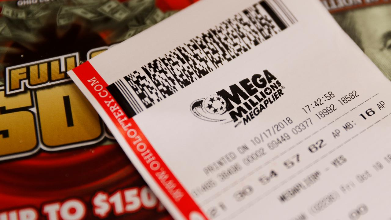 FBN's Kristina Partsinevelos on the massive Mega Millions jackpot.
