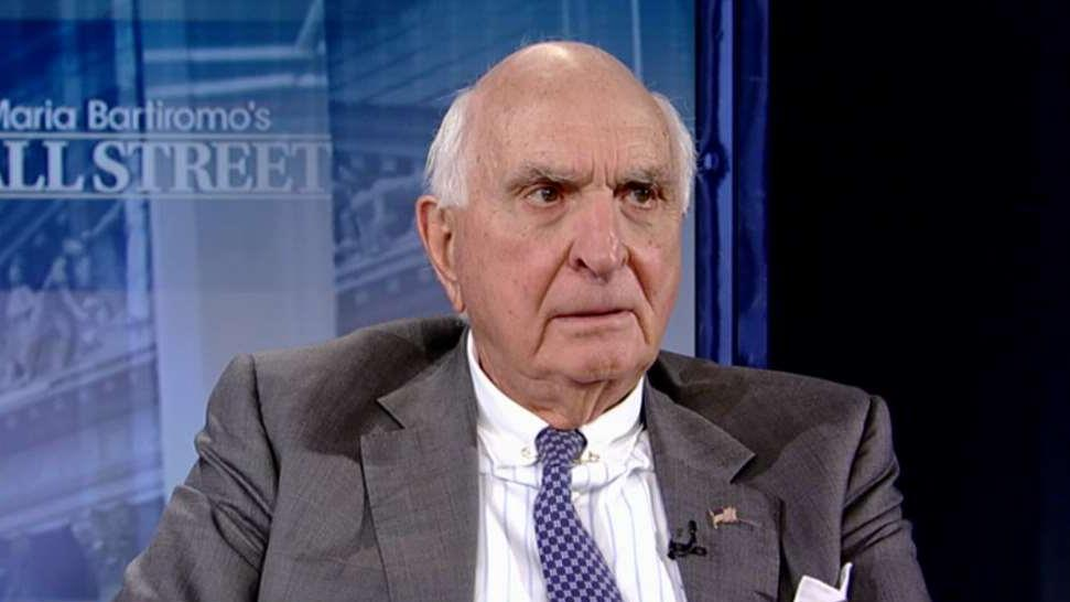 Home Depot co-founder Ken Langone discusses why he donated $100 million to NYU and his concerns about a possible doctor shortage.<br>