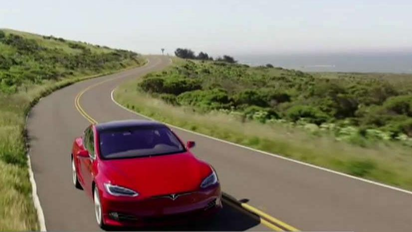 """""""Bulls & Bears"""" panel weigh on reports that Tesla may have misstated the production numbers of their Model 3 sedan."""