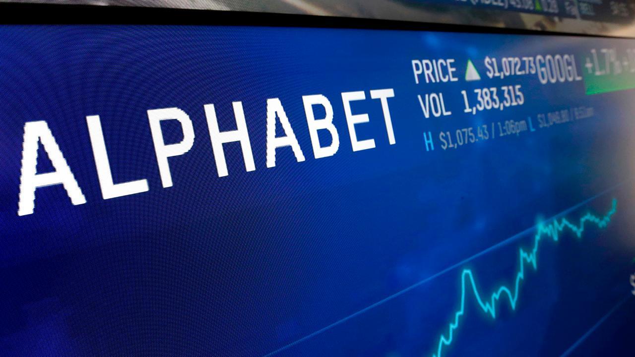 FBN's Deirdre Bolton reports on Alphabet's third-quarter earnings.