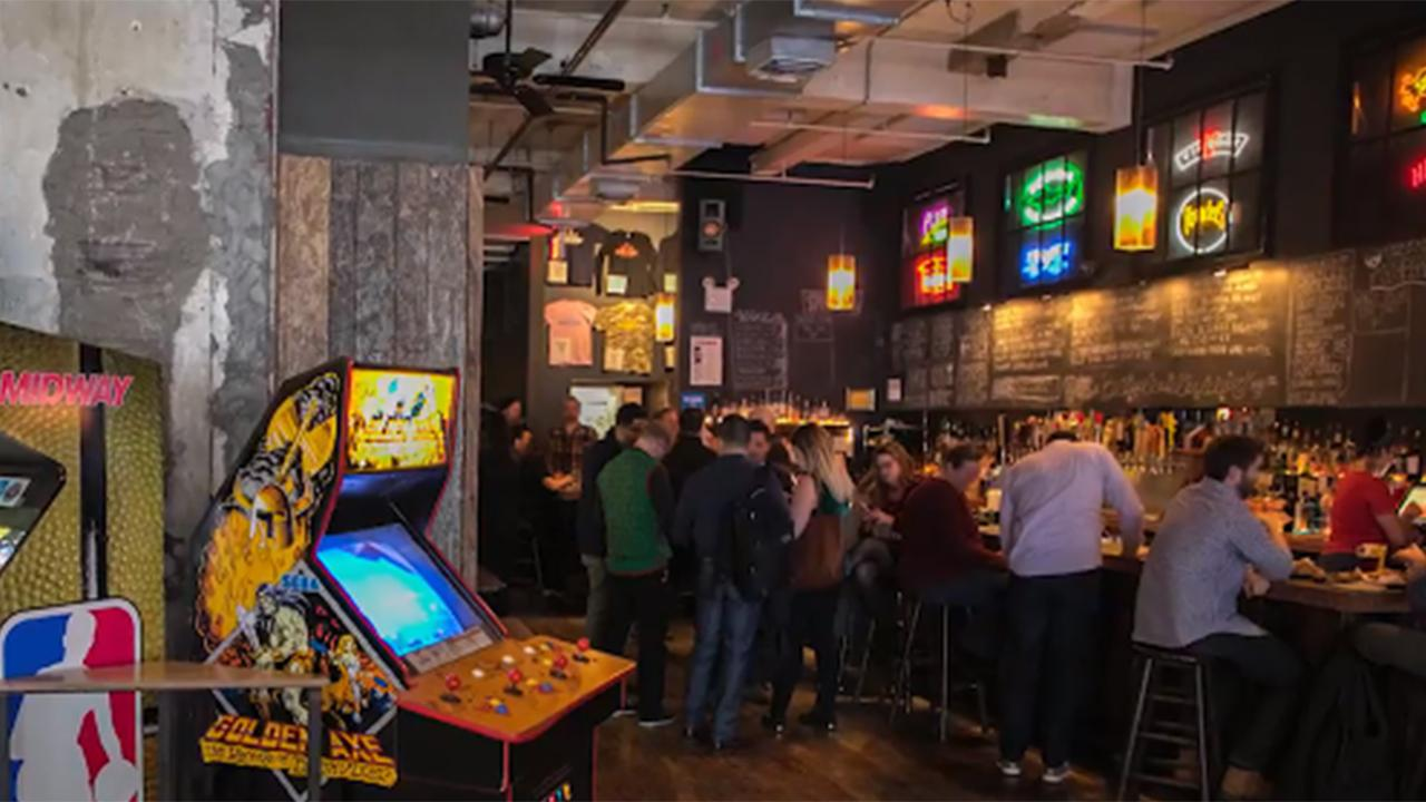 Barcade co-founder Paul Kermizian shares how a group of friends transformed the idea of an arcade-style bar into a successful business.
