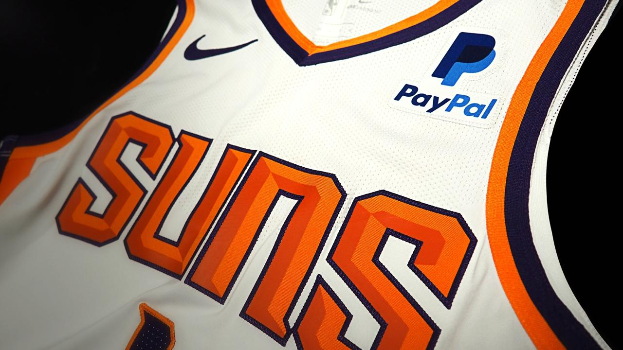 Phoenix Suns President and CEO Jason Rowley discusses the basketball team's new partnership with PayPal, and what it will entail for buying merchandise, tickets, concessions and parking.