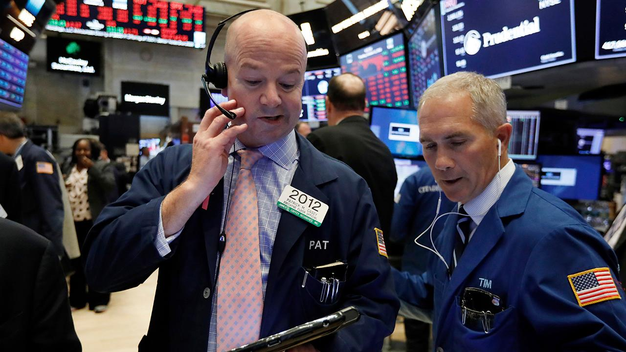 The Stock Swoosh's Melissa Armo and Payden & Rygel chief economist Jeffrey Cleveland on the market selloff and the Federal Reserve's rate hikes.