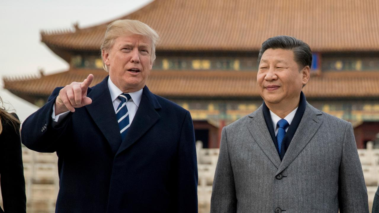 'The Hundred-Year Marathon' author Michael Pillsbury on the Trump administration's trade negotiations with China.