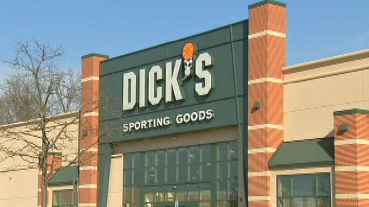 Fox Business Briefs: After declining sales of hunting supplies in certain stores, Dick's Sporting Goods is considering no longer selling hunting supplies in select stores.