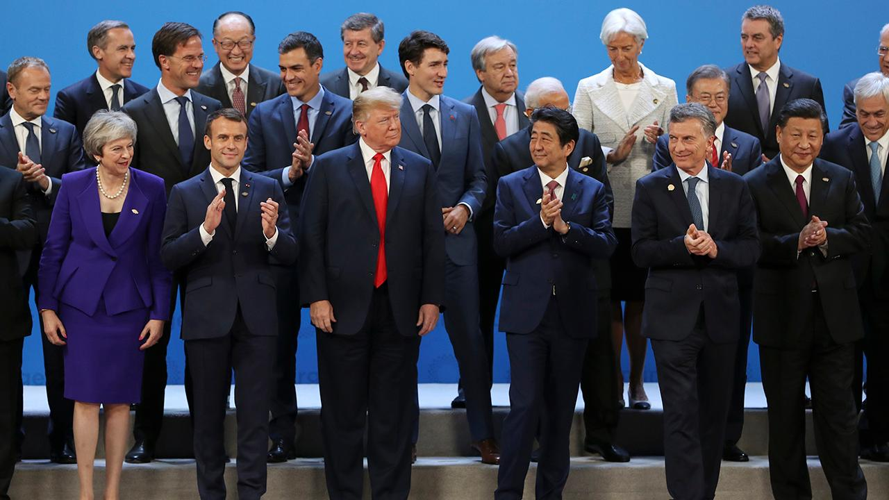 Stephen Yates, former deputy national security adviser to Vice President Dick Cheney, on the body language of the world leaders at the G20 summit.