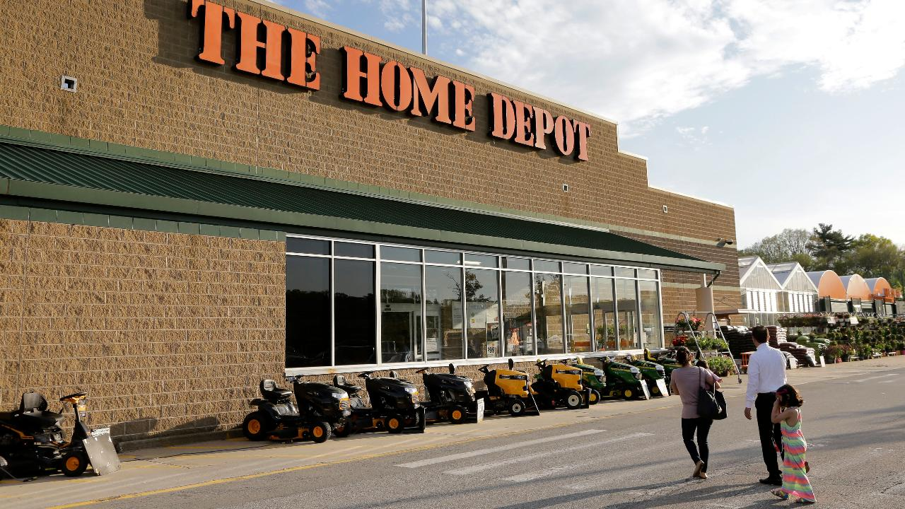 FBN's Dagen McDowell and Maria Bartiromo on Home Depot's third-quarter results.