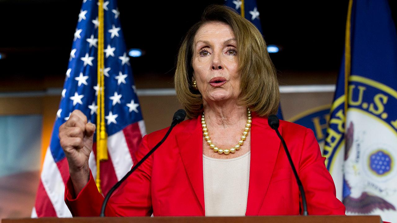FBN's Kennedy on why Democrats will have a better shot at beating President Trump in 2020, if House Minority Leader Nancy Pelosi isn't the next speaker of the House.