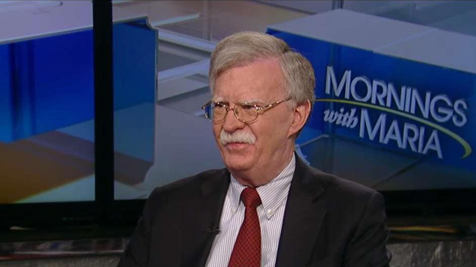 National security adviser John Bolton on the U.S. sanctions on Iran and U.S. relations with Saudi Arabia.