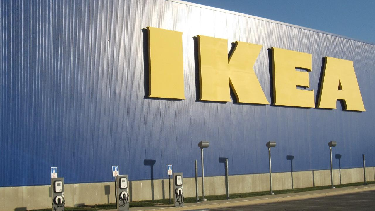 FBN's Cheryl Casone on Ikea's plan to cut jobs as part of the company's restructuring.