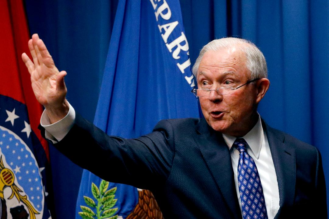 U.S. Attorney General Jeff Sessions has resigned at the request of President Trump.
