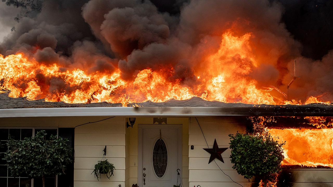 Reason.com & Reason TV Editor-At-Large Nick Gillespie on how private firefighters are helping to protect the homes of wealthy people in California.