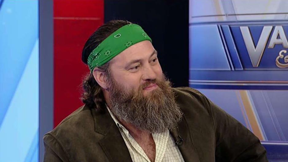 Duck Commander CEO Willie Robertson on the entrepreneurial spirit in America and the state of the U.S. economy under President Trump.