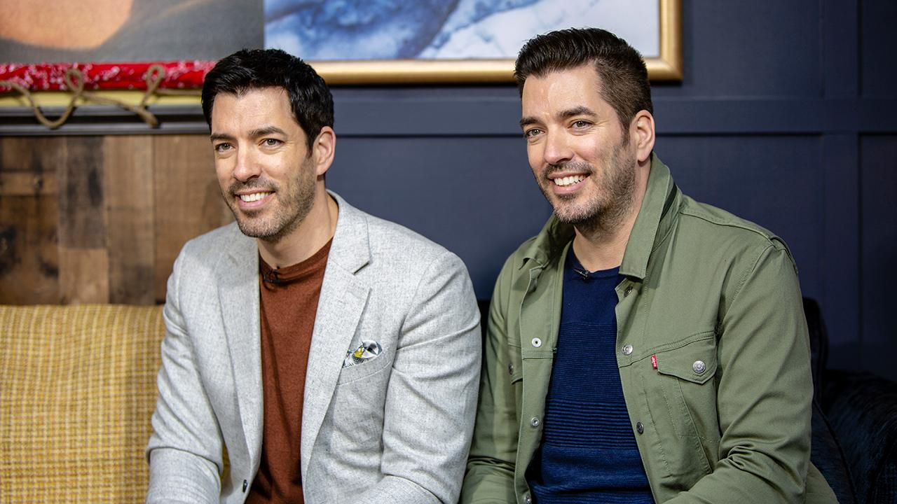 Drew and Jonathan Scott have put $2.5 million of their own money into an e-commerce site focused on design.