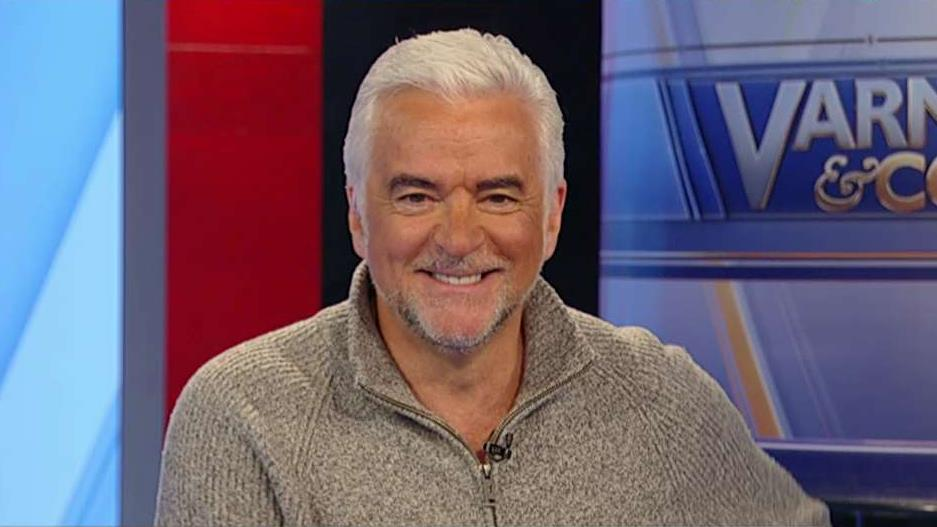 Actor John O'Hurley on the National Dog Show, his dogs and his work on Broadway and the rise in attendance at movie theaters.