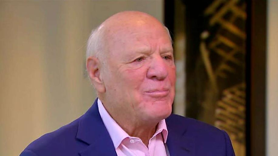 IAC Chairman Barry Diller on the growth and innovation within the tech sector, the success of dating apps such as Match and the tech revolution.