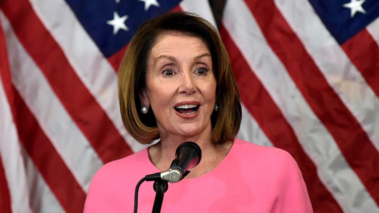 Wall Street Journal editorial board member Bill McGurn and Fox News contributor Doug Schoen on House Minority Leader Nancy Pelosi's push to become House speaker.