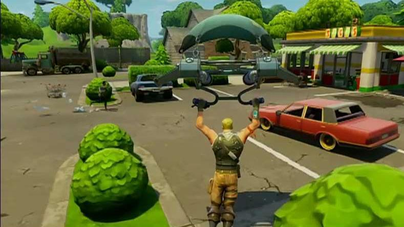 Gamer World News host 'Captain' Rob Steinberg on huge popularity of Fortnite and growing concerns of video game addiction.