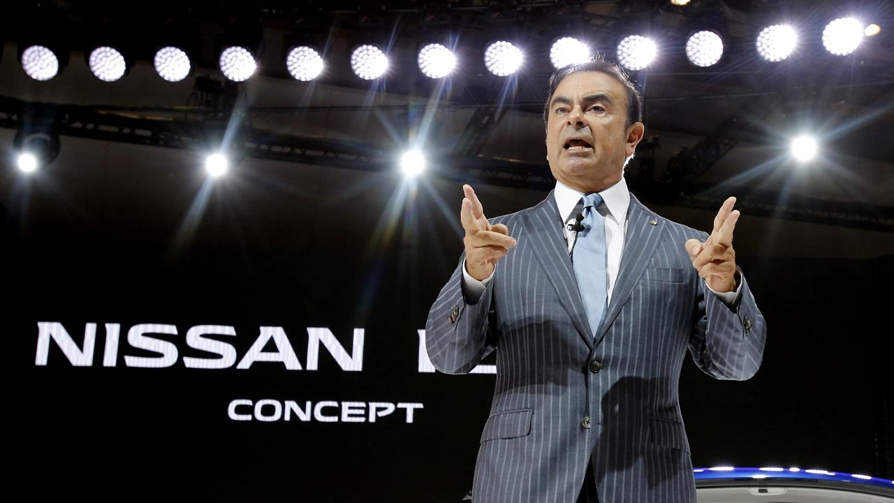 FBN's Susan Li on reports Nissan Motor Chairman Carlos Ghosn was arrested for allegedly under-reporting his salary.