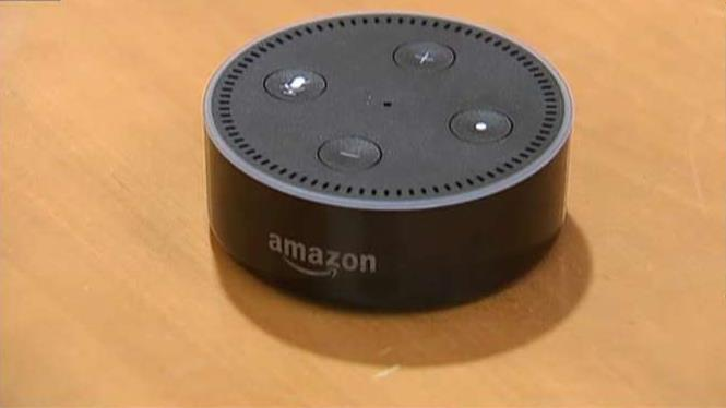 The CyberGuy Kurt Knutsson on New Hampshire police efforts to get an Amazon Alexa that may have recordings related to a double homicide and a security firm that did a test to see if they could get into someone's home with Alexa.