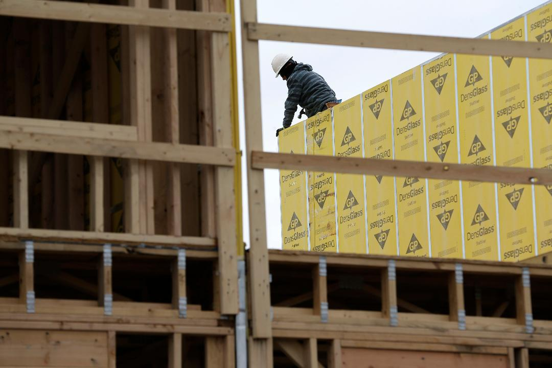 National Association of Home Builders Jerry Howard on the outlook for the housing market.