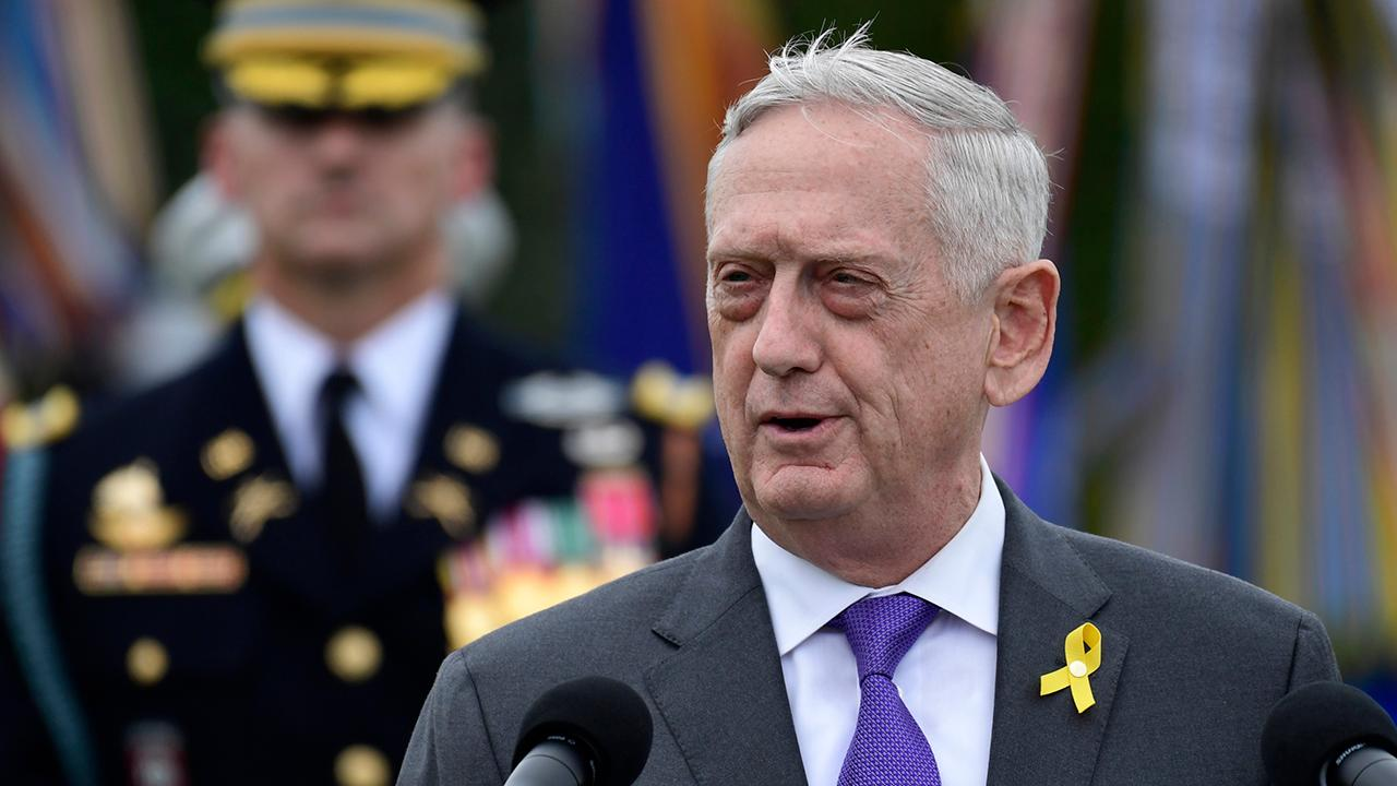 Retired Navy SEAL David Sears discusses the resignation of Defense Secretary Jim Mattis and how his departure will affect the morale of the military.