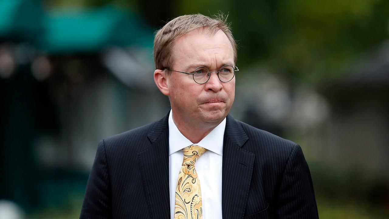 """Bulls & Bears"" panel on how President Trump named Mick Mulvaney, director of Office of Management and Budget, as acting White House chief of staff."
