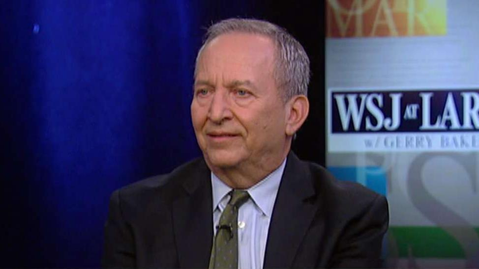 Former U.S. Treasury Secretary Larry Summers discusses the trade tensions between the U.S. and China.