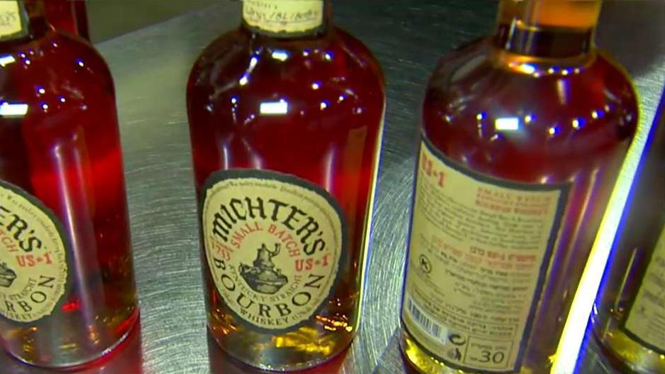 FBN's Jeff Flock talks to Michter's President Joe Magliocco about the impact of European tariffs on the American whiskey industry.