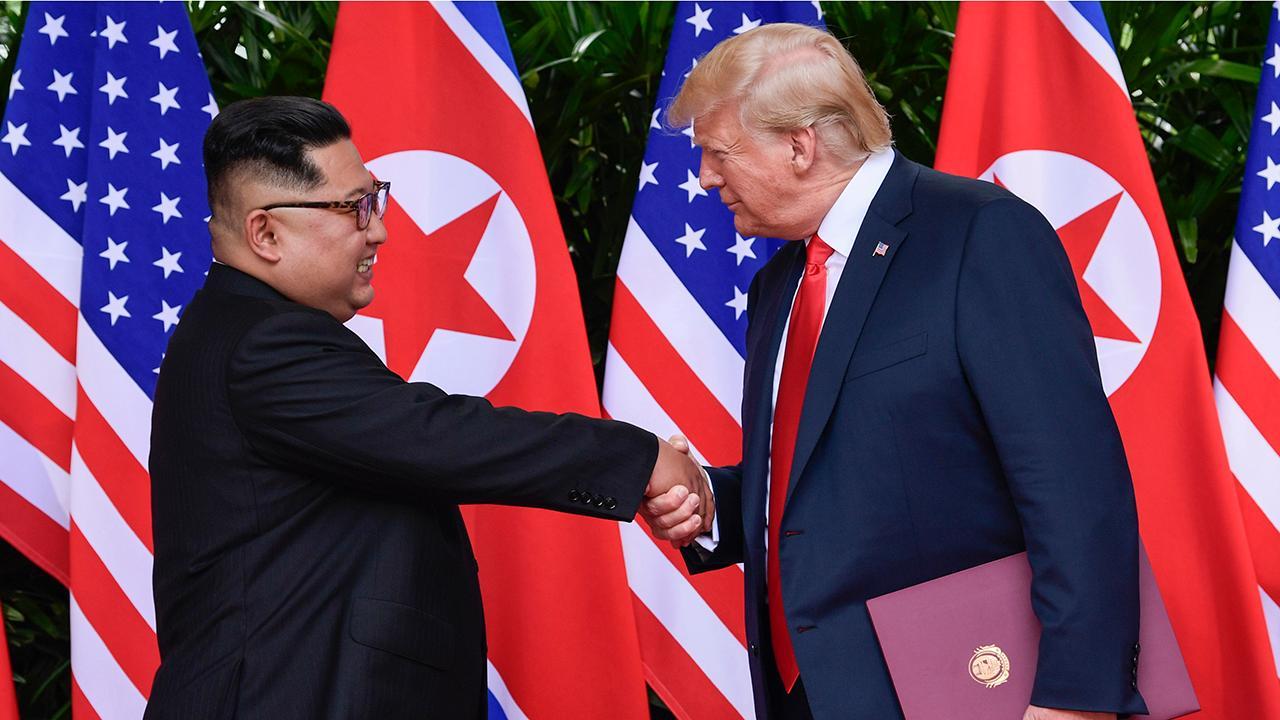 National security adviser John Bolton discusses the relationship between President Trump and North Korean leader Kim Jong Un.