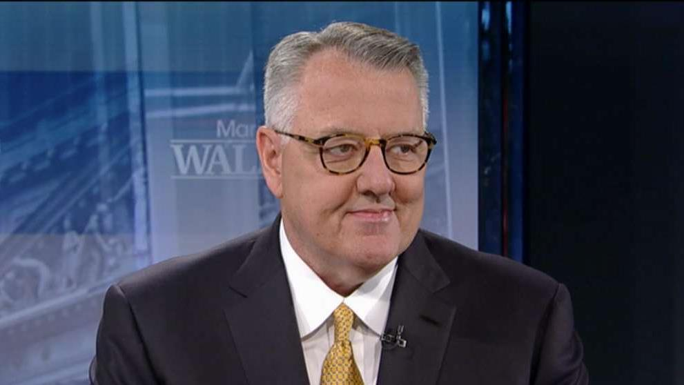 Motorola Solutions CEO Greg Brown discusses his company's relationship with China and the theft of its intellectual property.