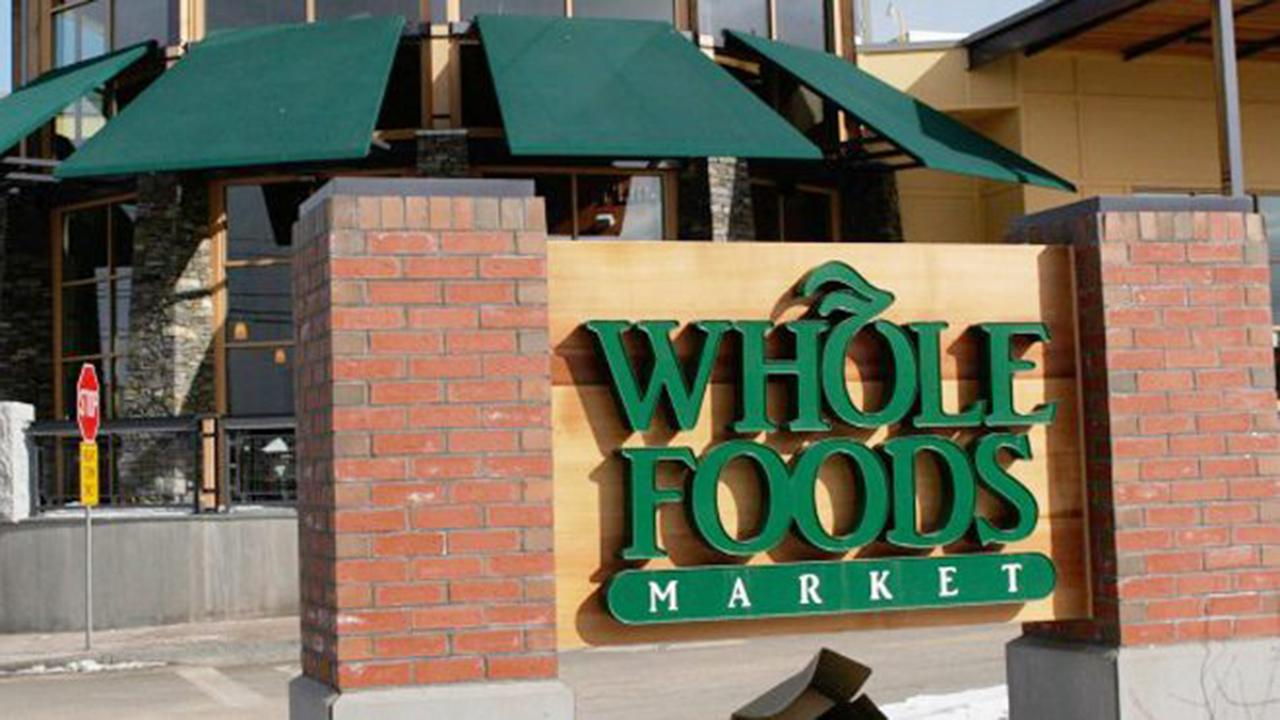 Fox Business Briefs: New study released by several watchdog groups finds Whole Foods ranked last of five major U.S. grocery chains for chemicals it uses in packaging at its popular hot-food bar; Google reveals list of top searches for 2018.