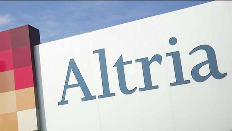 FBN's Lauren Simonetti on tobacco-maker Altria is near a deal to take a 35 percent in e-cigarette maker Juul.