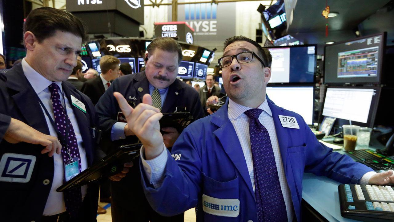 NovaPoint Capital's Joseph Sroka on all the headlines creating volatility in the markets.