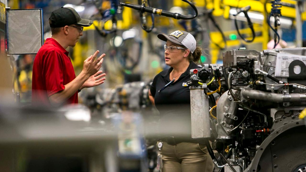 EY U.S. Advanced Manufacturing Leader David Gale on why the firm expects a rise in mergers and acquisitions in 2019 and weighs in on the potential impact of U.S. trade tensions with China on potential deals.