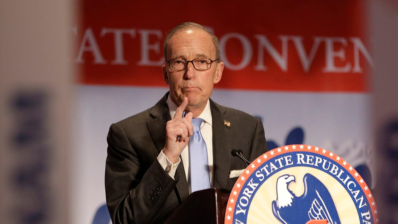 National Economic Council Director Larry Kudlow on the December jobs report, the U.S. economic outlook, Federal Reserve policy, the markets and the state of China's economy.