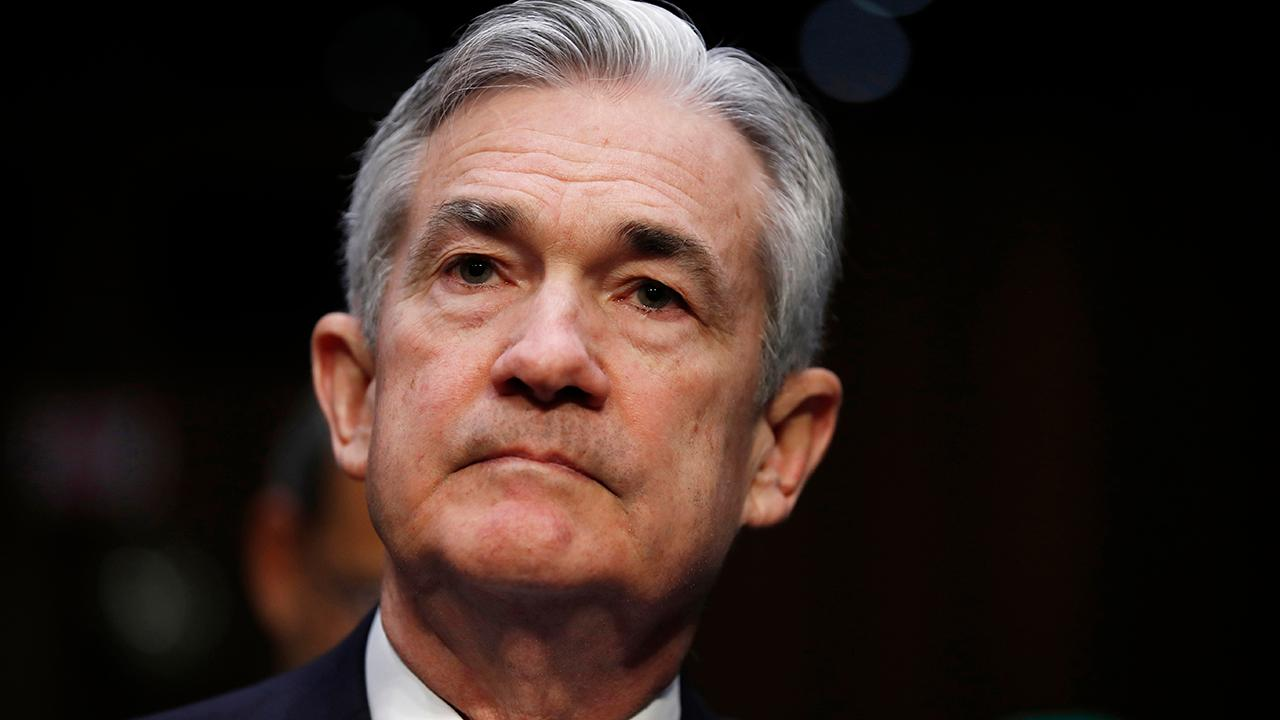 Federal Reserve Chairman Jerome Powell on the state of the U.S. economy, the December jobs report and the ISM report on manufacturing.