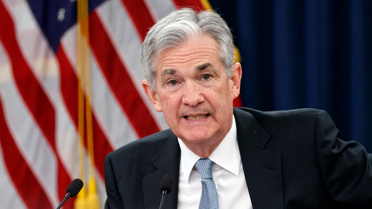 Federal Reserve Chairman Jerome Powell on the outlook for the U.S. economy in 2019.