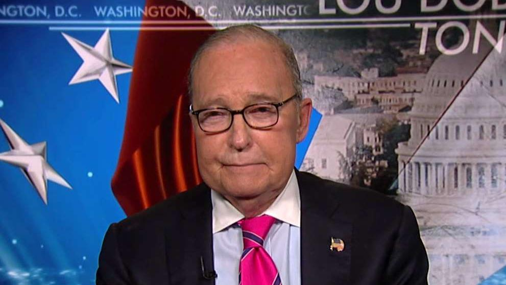 National Economic Council Director Larry Kudlow discusses why raising taxes on the rich will hurt the U.S., how the economy has improved since President Trump took office and the U.S.-China trade dispute.