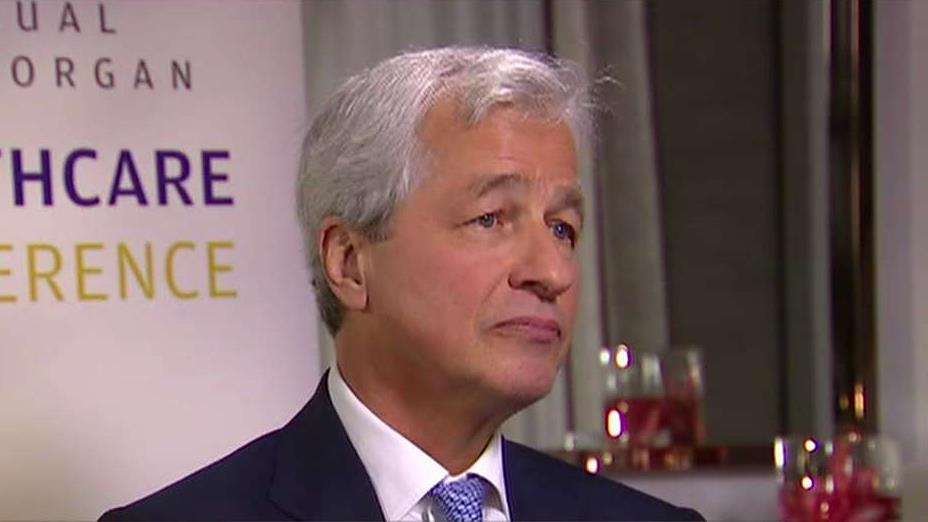 JPMorgan Chase CEO Jamie Dimon on the credit market, the state of the consumer, the outlook for Federal Reserve policy and the U.S. markets and economy.