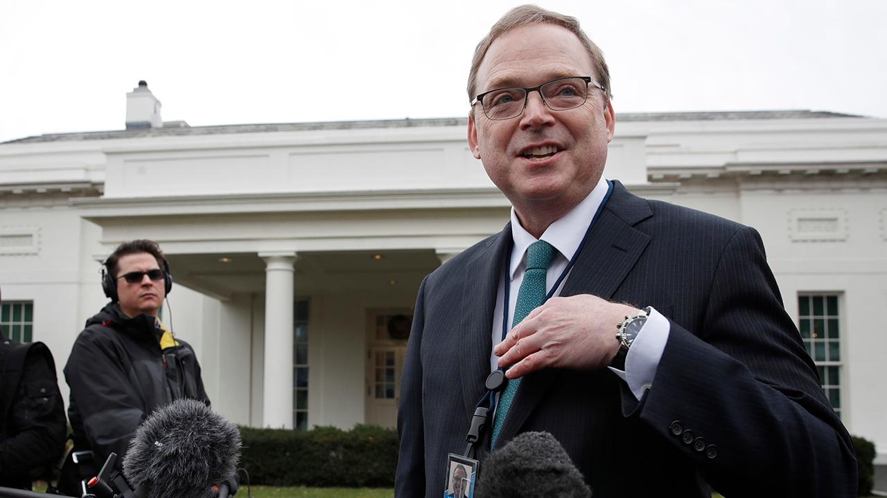 White House Council of Economic Advisers Chairman Kevin Hassett discusses how the partial government shutdown is affecting the U.S. economy and government employees.