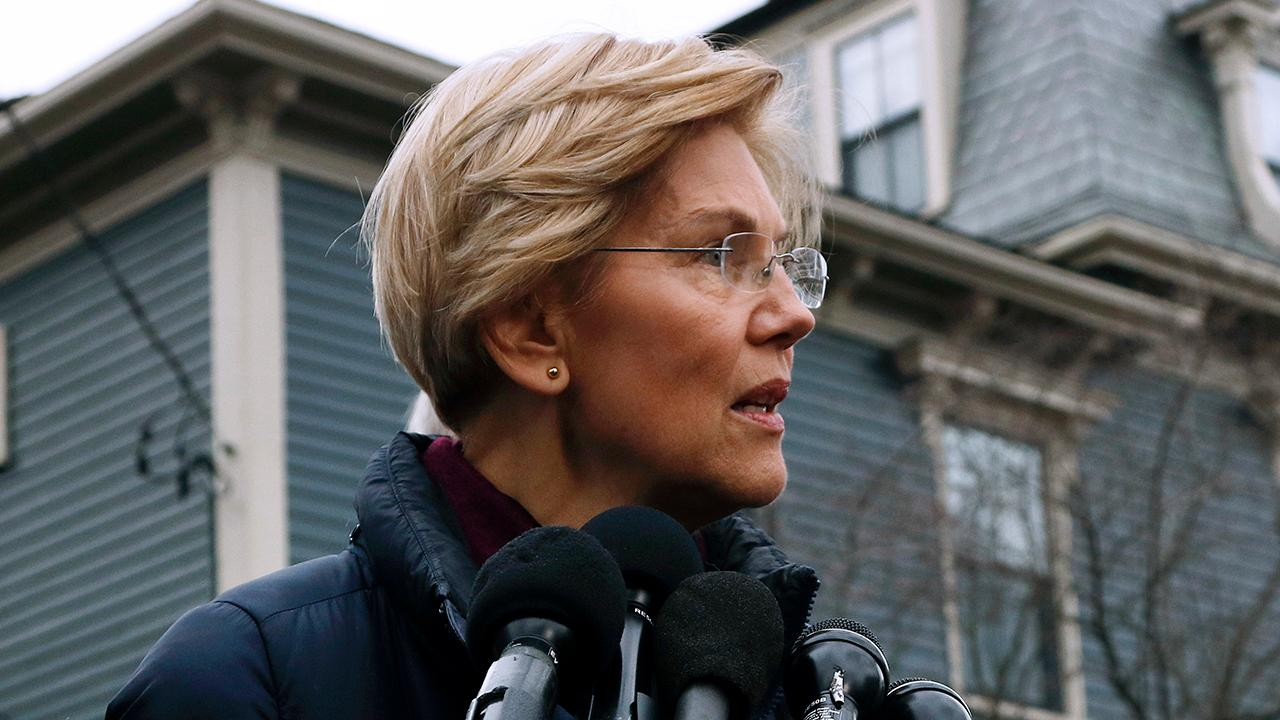 The Daily Signal's Kelsey Harkness and Democratic strategist Al Mottur discuss Sen. Elizabeth Warren's (D-Mass.) remarks on capitalism.