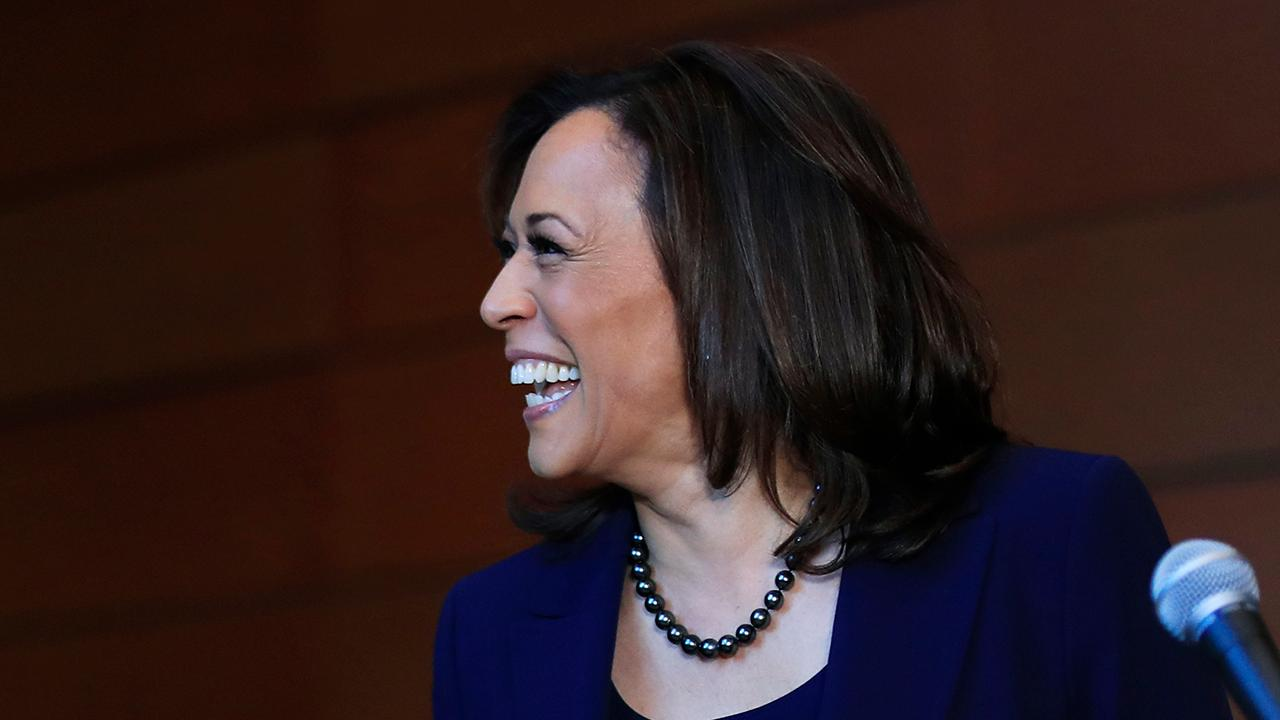Fox Business contributor Fred Barnes on how Sen. Kamala Harris (D-Calif.) announced that she will run for president and why she could potentially beat President Trump in 2020.