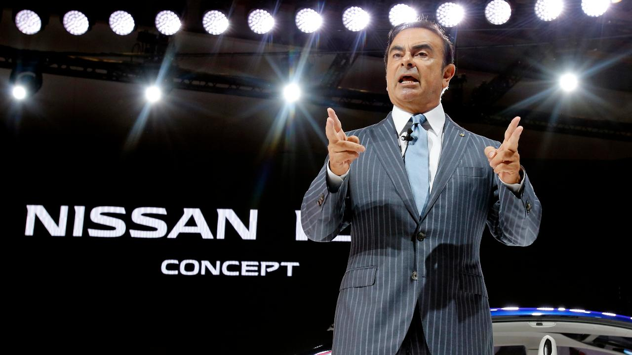 The Wall Street Journal Global Economics Editor Jon Hilsenrath on mounting concerns over former Nissan Chairman Carlos Ghosn's treatment in a Japanese jail.