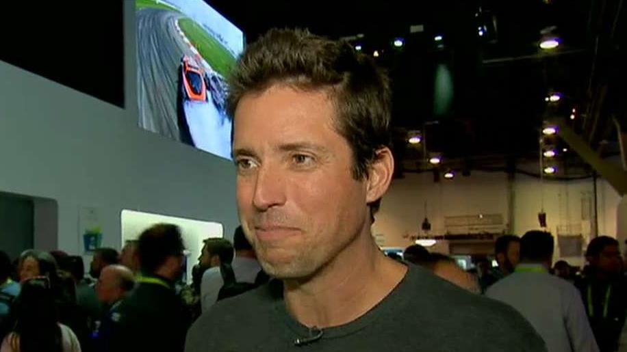 GoPro CEO Nick Woodman discusses how the U.S.-China trade dispute is affecting his business and what makes the Hero 7 so unique.