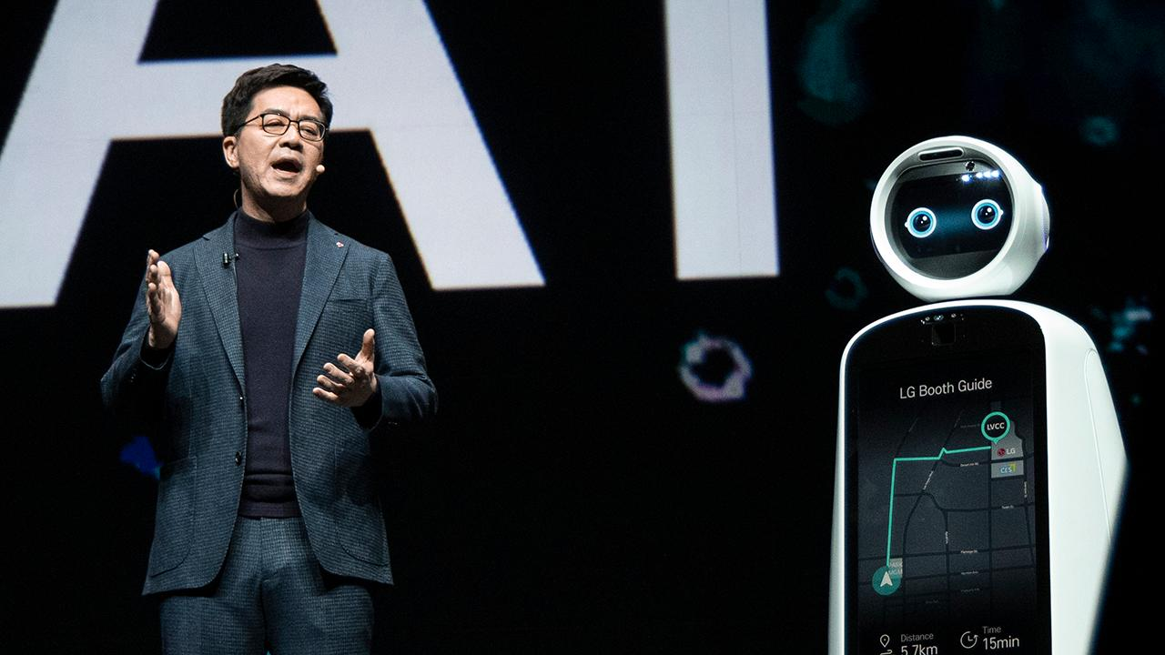 LG Electronics President Dr. I.P. Park discusses how President Trump's tariffs are affecting his business and addresses the concerns surrounding the growth of AI.