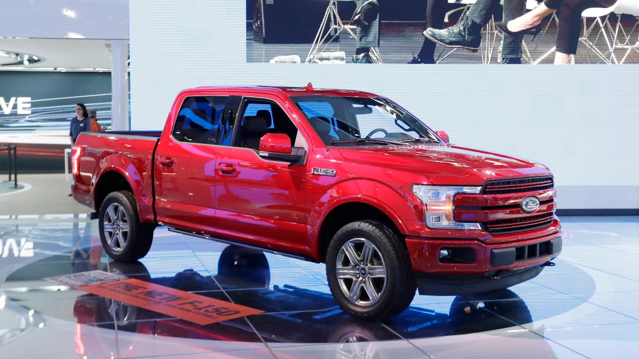 FoxNews.com Automotive Editor Gary Gastelu on Ford's plans to build a fully-electric F-Series pickup truck.