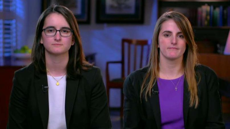Cristina and Veronica Vadell are calling for the release of their father, a U.S. citizen and former Citgo Vice President Tomeu Vadell, who was taken hostage in Venezuela.